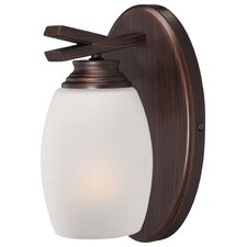 <strong>Minka Lavery</strong> City Club 1 Light Bath Vanity Light