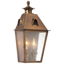 <strong>Minka Lavery</strong> Edenshire 2 Light Outdoor Wall Sconce