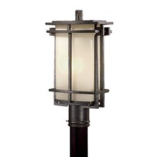 Lugarno Square 1 Light Outdoor Post Lantern