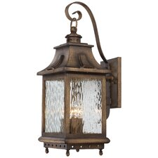 Wilshire Park 4 Light Outdoor Wall Sconce