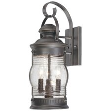 <strong>Minka Lavery</strong> Lynnfield 1 Light Outdoor Wall Sconce