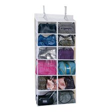<strong>Jobar International</strong> Over-Door Purse Organizer