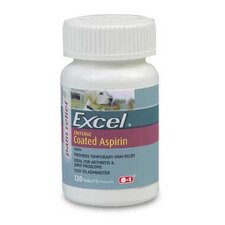 Buffered Aspirin for Dogs (120 Pieces)