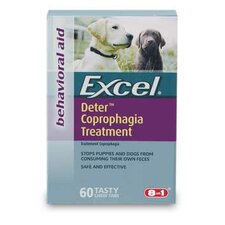 Deter Coprophagia Treatment (60 pieces)