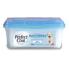 Bath Wipes Puppy (100 pieces)