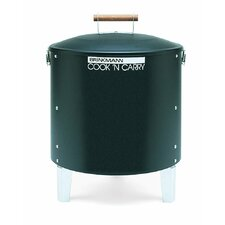 Cook 'N Carry Charcoal Smoker and Grill