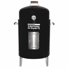 Sportsman Double Charcoal Smoker and Grill