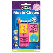 Modern Music Chews Small Animal Toy