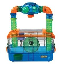 <strong>Super Pet</strong> Crittertrail Triple Play Animal Modular Habitat