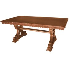 <strong>New World Trading</strong> Mercedes Dining Table