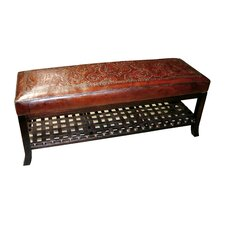 Colonial Super Wooden Bench