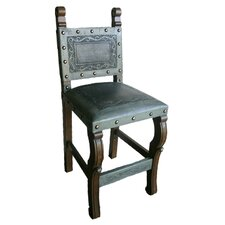 Spanish Bar Stool with Cushion