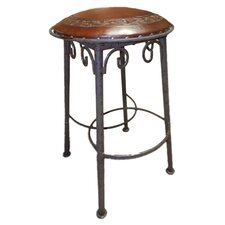 Simple Iron Barstool