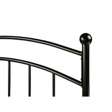 <strong>InRoom Designs</strong> Twin Metal Headboard