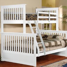 <strong>InRoom Designs</strong> Twin Over Full L-Shaped Bunk Bed