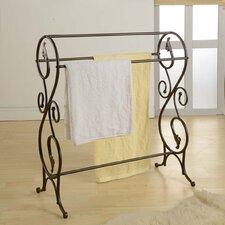 Free Standing Towel Rack