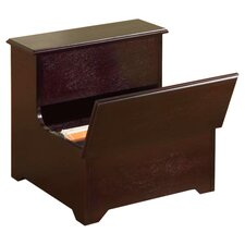 Storage 2-Step Step Stool