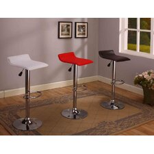 <strong>InRoom Designs</strong> Adjustable Bar Stool