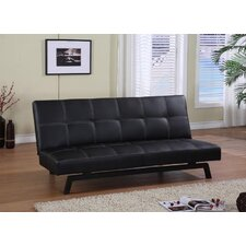 <strong>InRoom Designs</strong> Klik-Klak Vinyl Sleeper Sofa