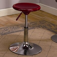 <strong>InRoom Designs</strong> Adjustable Bar Stool (Set of 5)