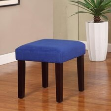 Square Child Vanity Stool