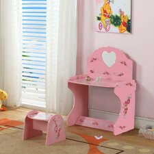 <strong>InRoom Designs</strong> Kids Desk with Stool