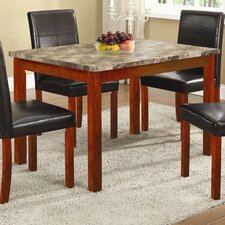 Wrap Edge Dining Table