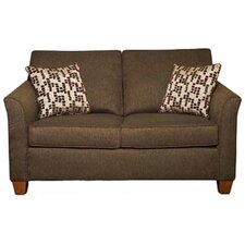 <strong>InRoom Designs</strong> Chenille Fabric Sleeper Sofa