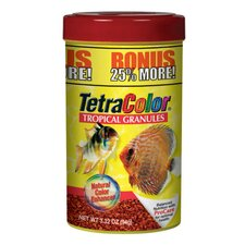 Colorbits Tropical Granules Fish Food