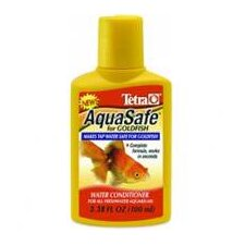 Aquasafe Goldfish Water Conditioner - 3.38 oz.