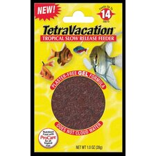 Tetravacation 14-Day Fish Feeder