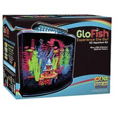 <strong>Tetra</strong> Glofish 5 Gallon Aquarium Kit