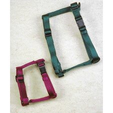 Adjustable Comfort Dog Harness in Hunter Green