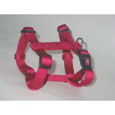 Adjustable Dog Harness in Pink
