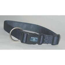 Adjustable Dog Collar in Gray
