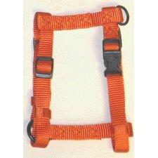 Adjustable Comfort Dog Harness in Mango