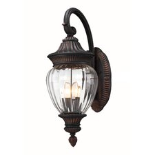 Saint Paint 2 Light Hanging Lantern