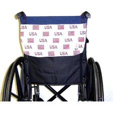 <strong>Handi-Pockets</strong> Tapestry Wheelchair Pocket