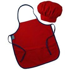 Doodlebugz Crayola Chef Hat and Apron Set