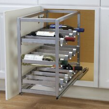 Sliding Bottle Rack
