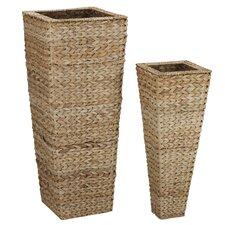2 Piece Nesting Vase Set