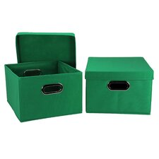 2 Pieces Box Set with Lids