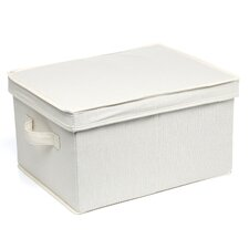 "Storage and Organization 8"" Large Storage Box"