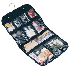 <strong>Household Essentials</strong> Storage and Organization Hanging Cosmetics/Grooming Bag