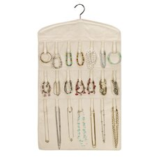 Storage and Organization 21 Necklace/Fourteen Bracelet Organizer