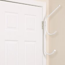 Hinge-It Triple Hook in White