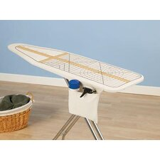 Deluxe-Series Ironing Board Cover and Pad with Sewing Guide