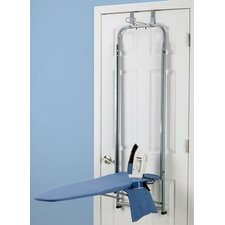 Over-the-Door Ironing Board Cover in Blue