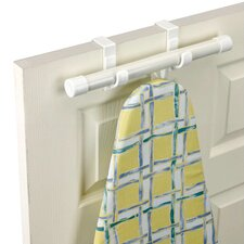 Over-the-Door T-Leg Ironing Board Holder