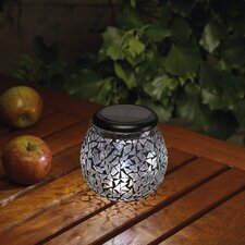 <strong>Smart Solar</strong> Glass Mosaic Solar Tea Light